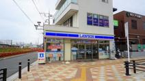 ローソン/新河岸駅西口店