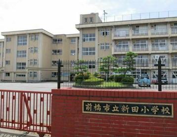 前橋市立新田小学校の画像1