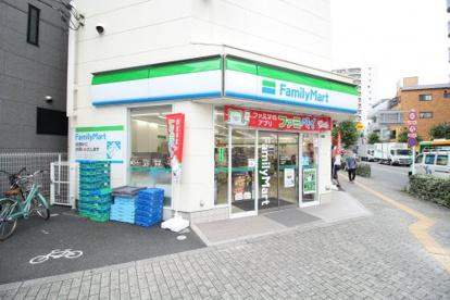 ファミリーマート田端新町三丁目店の画像1