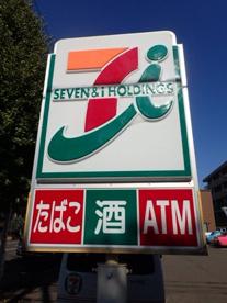セブンイレブン 札幌宮の森1条店の画像1