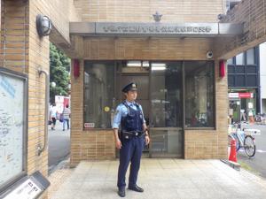 武蔵野警察署 武蔵境駅南口交番の画像1