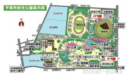 平塚市総合公園の画像1