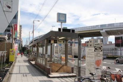 Osaka Metro谷町線「平野」駅の画像1