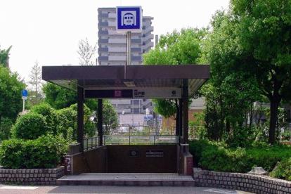 Osaka Metro谷町線「出戸」駅の画像1