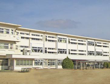 交野市立第一中学校の画像1