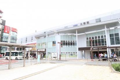 北野駅の画像1