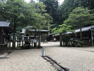 都祁水分神社(つげみくまりじんじゃ)の画像1