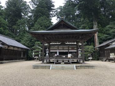 都祁水分神社(つげみくまりじんじゃ)の画像2