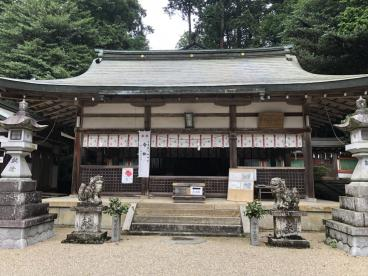 都祁水分神社(つげみくまりじんじゃ)の画像3
