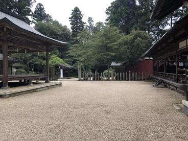 都祁水分神社(つげみくまりじんじゃ)の画像4