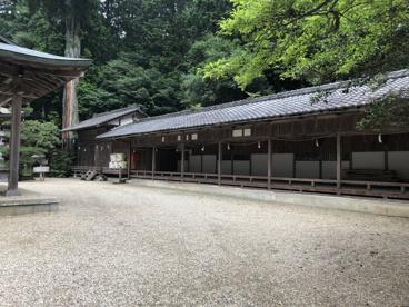 都祁水分神社(つげみくまりじんじゃ)の画像5