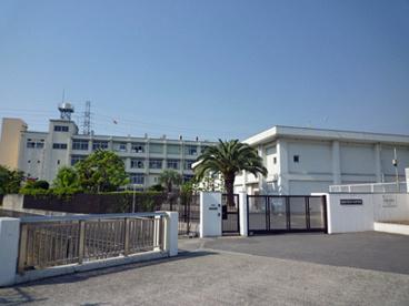 大阪市立長吉六反中学校の画像1