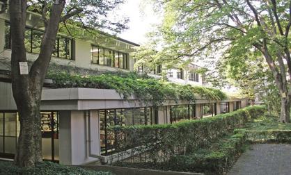 武蔵大学図書館の画像1