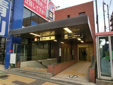 Osaka Metro谷町線「喜連瓜破」駅の画像1