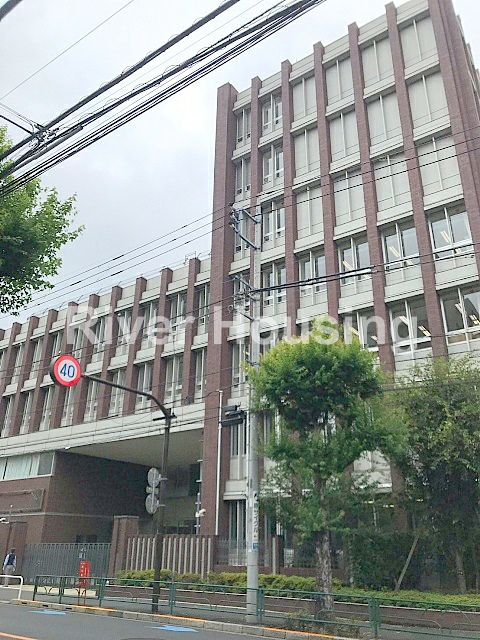 大妻中野中学校・高等学校の画像