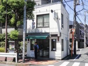大井警察署 鹿島神社前交番の画像1