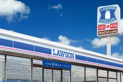 ローソン 小田原駅前店の画像1
