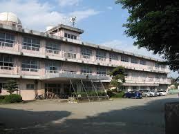 小田原市立白山中学校の画像1