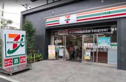 セブン-イレブン東中野4丁目店の画像1