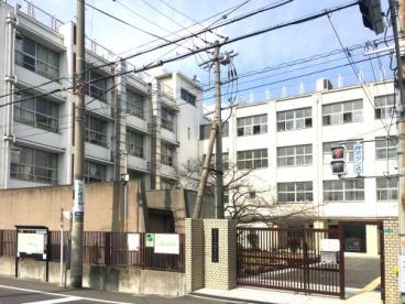 大阪市立瓜破西中学校の画像1