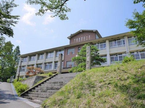 奈良市立興東館柳生中学校の画像