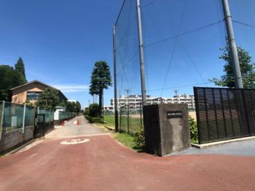昭島市立昭和中学校の画像1