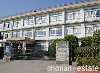 平塚市立浜岳中学校の画像1