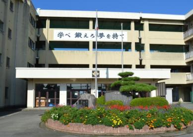 前橋市立芳賀中学校の画像1
