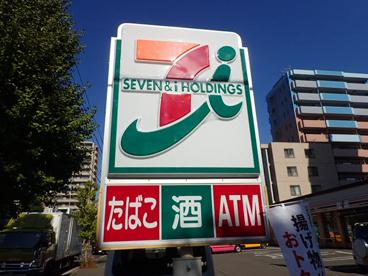 セブンイレブン 札幌北2条東8丁目店の画像1