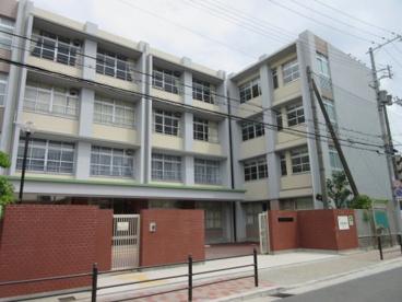 大阪市立緑中学校の画像1