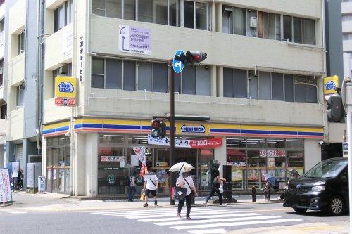 ミニストップ 横須賀米が浜店の画像