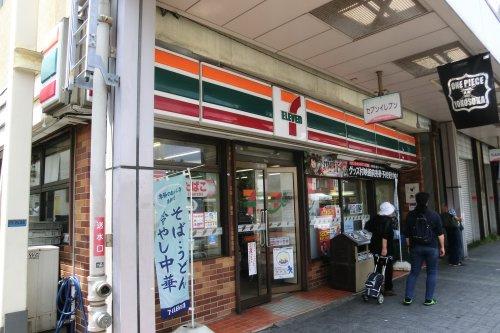 セブン-イレブン 横須賀若松町店の画像