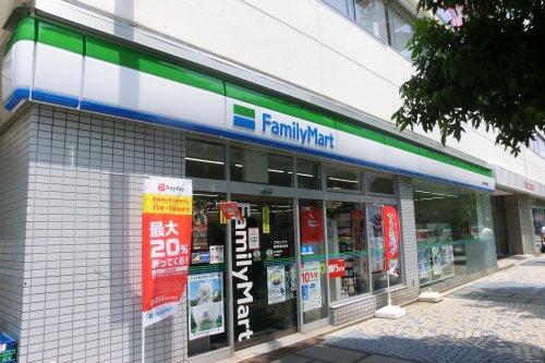 ファミリーマート 横須賀若松町店の画像