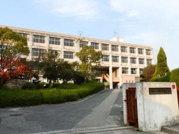 府中町立府中緑ケ丘中学校の画像1