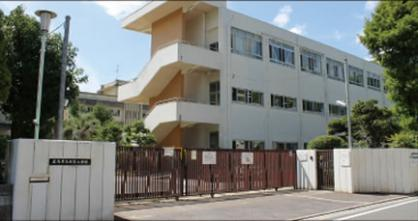 広島市立矢賀小学校の画像1