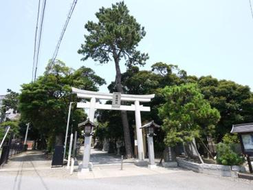 菊田神社の画像1