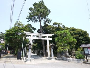 菊田神社の画像2