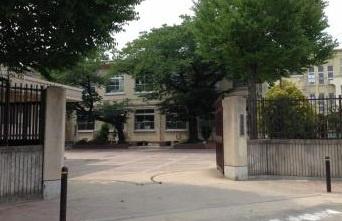 京都市立 八条中学校の画像1
