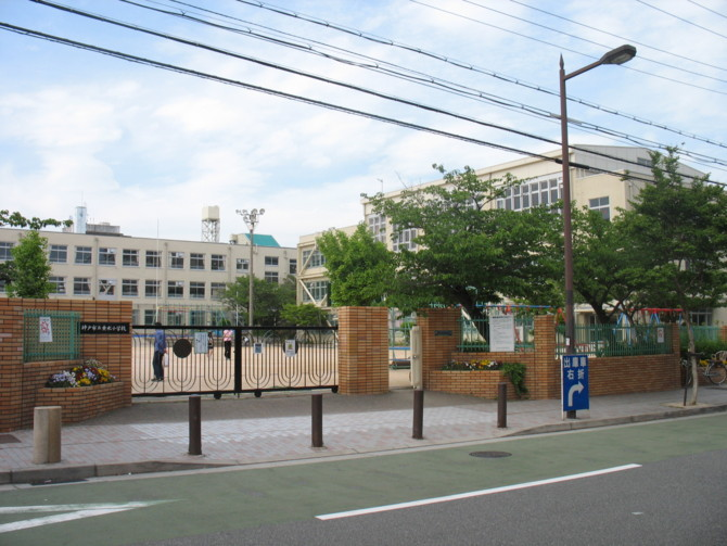 垂水小学校の画像