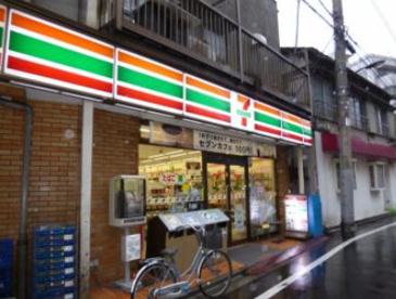 セブンイレブン 新宿下落合駅北店の画像1