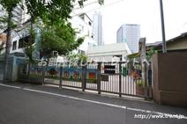 渋谷区山谷かきのみ園
