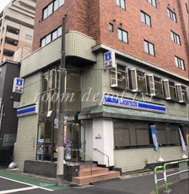 ローソン 江戸川橋駅前店の画像1