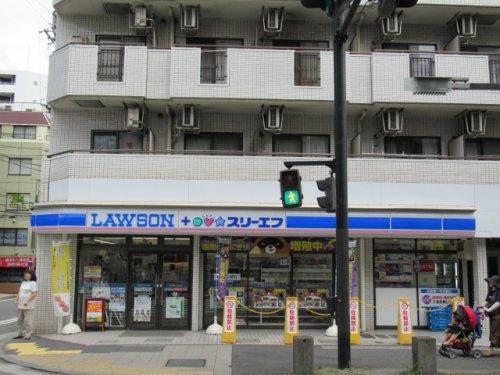 ローソン LTF 鶴見駅前店の画像