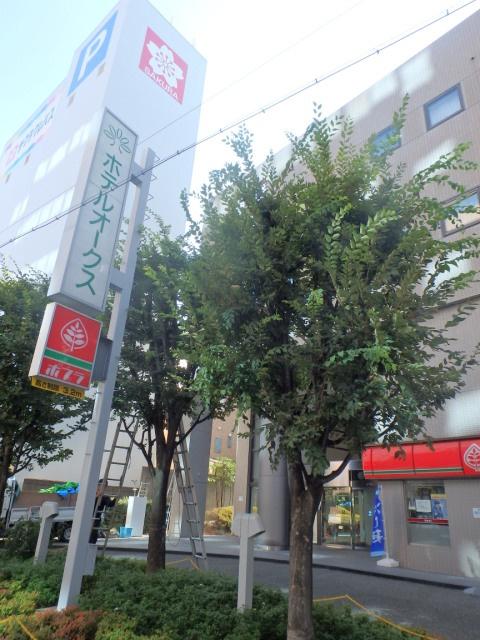 オークス 森ノ宮 ホテル アーリーバード 大阪