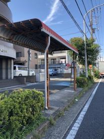 「富士見3丁目」バス停の画像1