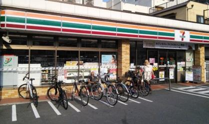 セブン-イレブン 大田区西六郷2丁目店の画像1