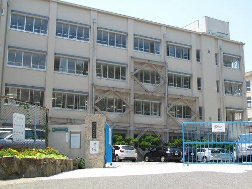 垂水中学校の画像