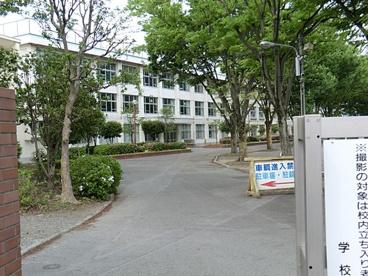 福生市立福生第一中学校の画像1