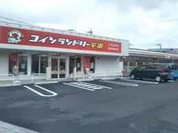コインランドリーデポ沼津西島町店の画像1