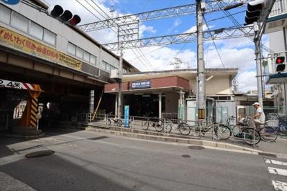 神崎川駅の画像1